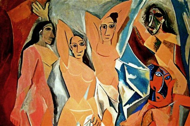 Picasso -Avignon
