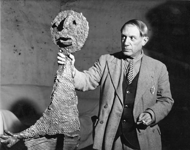 Picasso brassai